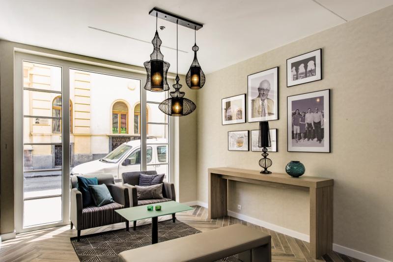 The Three Corners Lifestyle Hotel Badezimmer