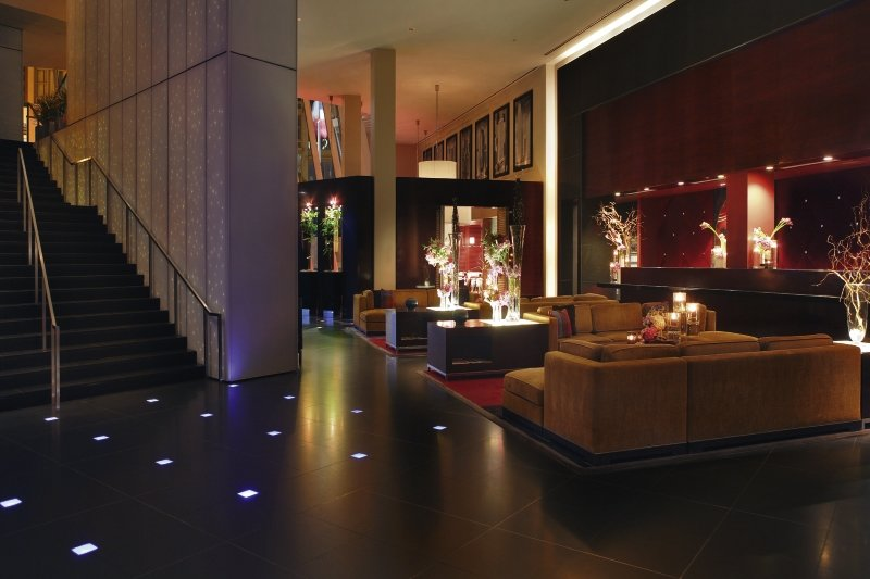 Sofitel Chicago Magnificent Mile Lounge/Empfang