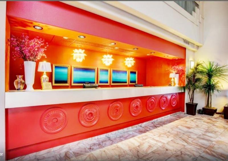 Fortune Las Vegas Hotel & Suites Lounge/Empfang
