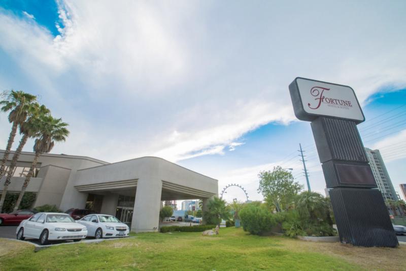 Fortune Las Vegas Hotel & Suites Außenaufnahme