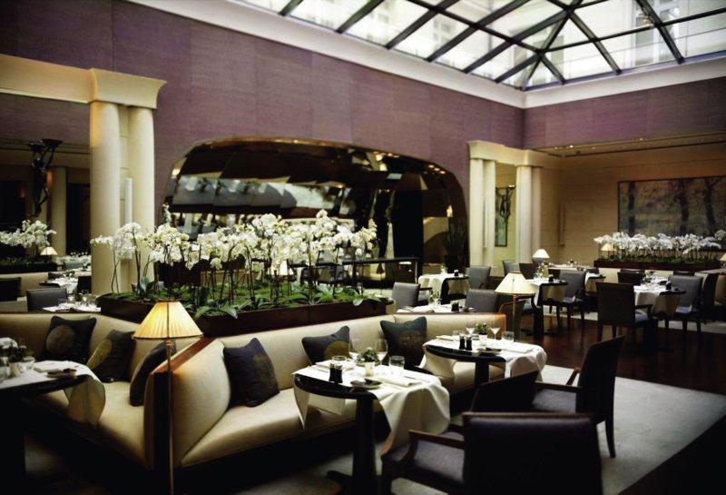 Park Hyatt Paris Vendome Restaurant