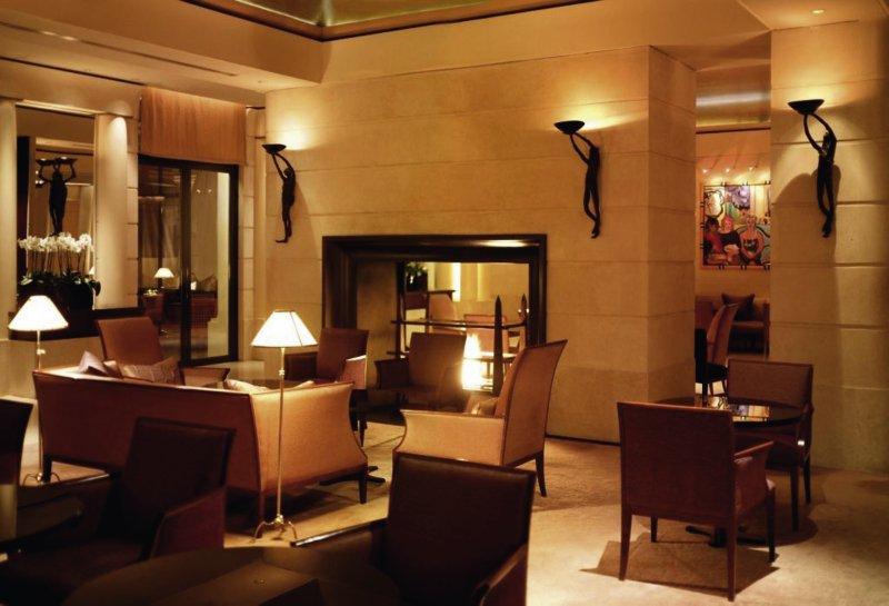 Park Hyatt Paris Vendome Lounge/Empfang