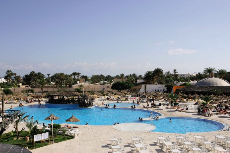 Djerba Sun Club Pool