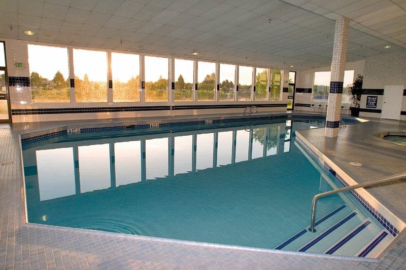 Shilo Inn Suites Idaho Falls Hallenbad