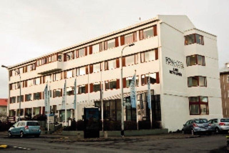Fosshotel Lind Außenaufnahme