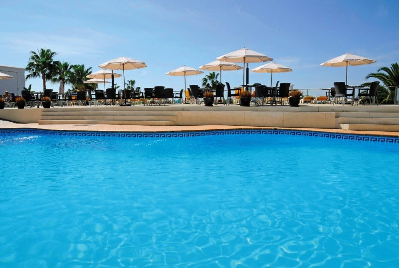Nerja Club & Spa Pool