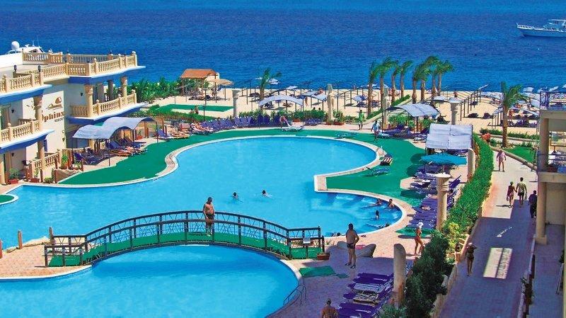 Sphinx Resort Hurghada Außenaufnahme