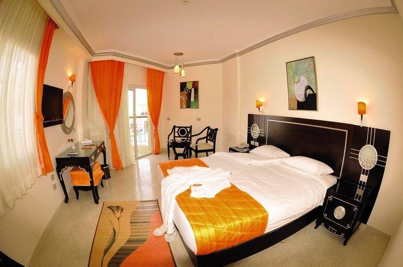 Sphinx Resort Hurghada Wohnbeispiel