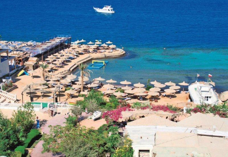 Sphinx Resort Hurghada Strand