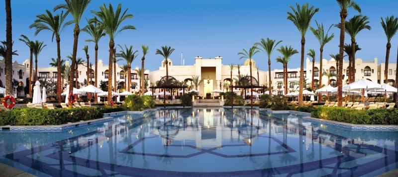 The Palace Port Ghalib Pool