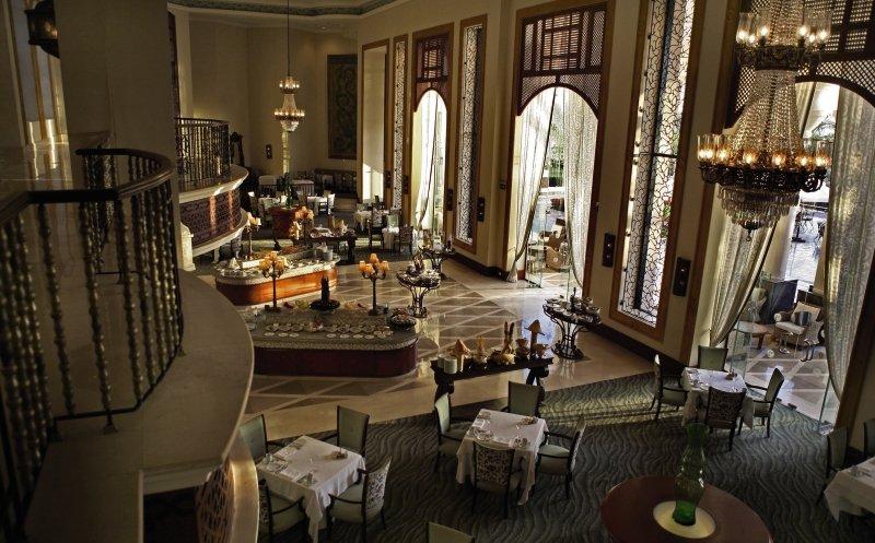 The Palace Port Ghalib Restaurant