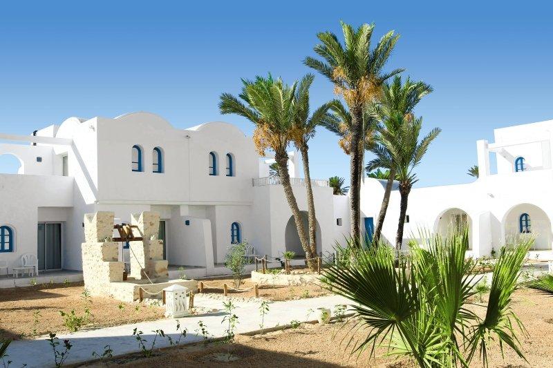 Djerba Sun Club Außenaufnahme