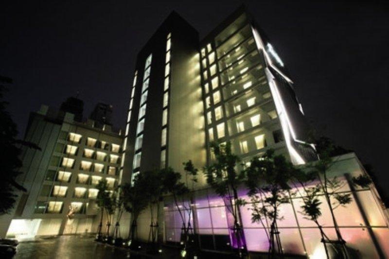 Radisson Suites Bangkok Sukhumvit Außenaufnahme