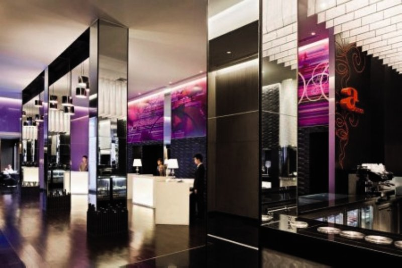 Radisson Suites Bangkok Sukhumvit Lounge/Empfang