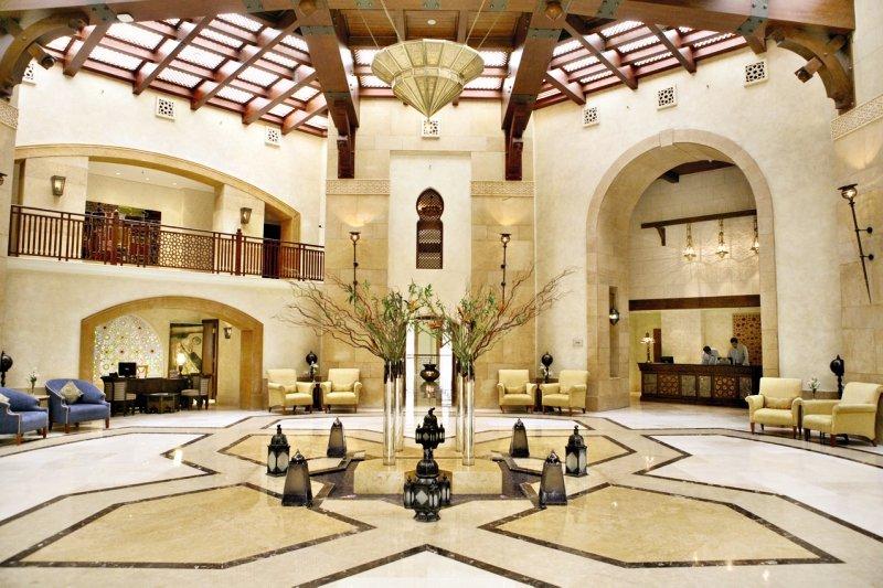 The Palace Port Ghalib Lounge/Empfang