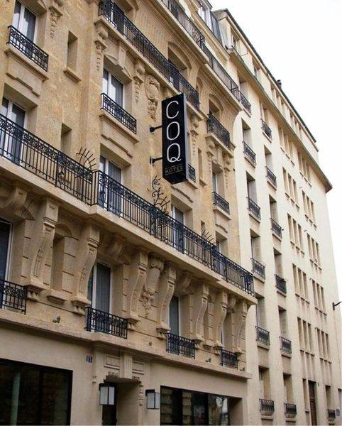 Urlaub im C.O.Q Hotel Paris - hier günstig online buchen