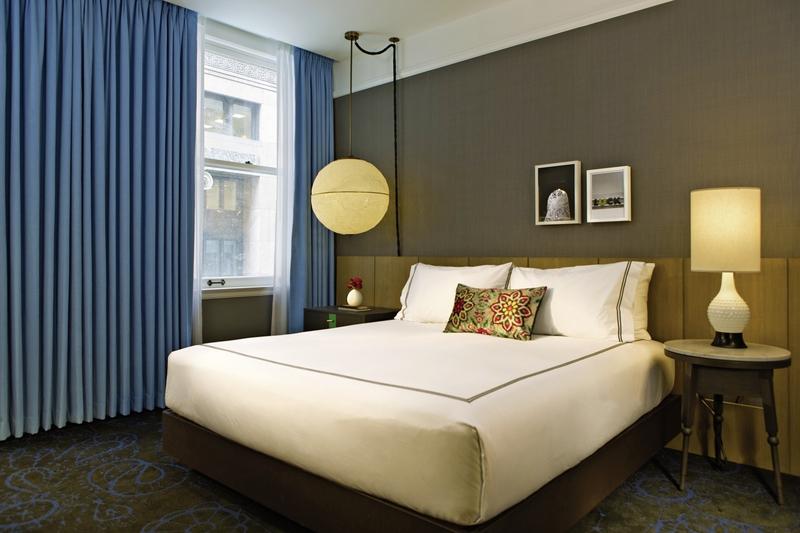 Urlaub im The Kimpton Gray Hotel - hier günstig online buchen