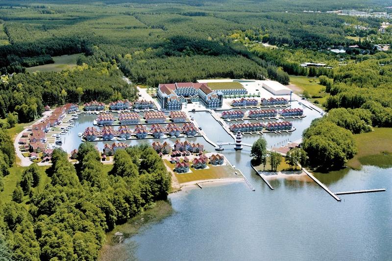 Urlaub im Sarcon Marinapark & Hafendorf Rheinsberg - hier günstig online buchen