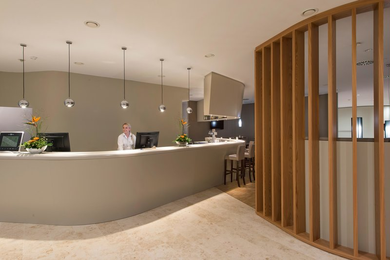 Best Western Hotel Rastatt Lounge/Empfang