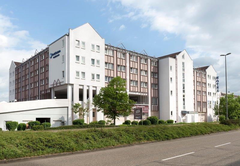 Best Western Hotel Rastatt Außenaufnahme