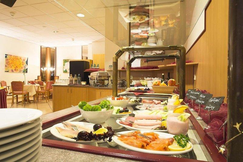TRIP INN Frankfurt Airport Ruesselsheim  Restaurant