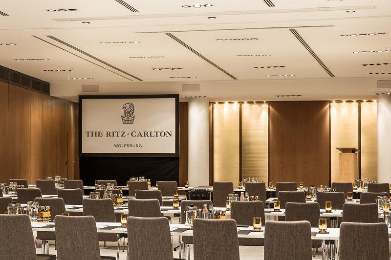 The Ritz Carlton Wolfsburg Konferenzraum
