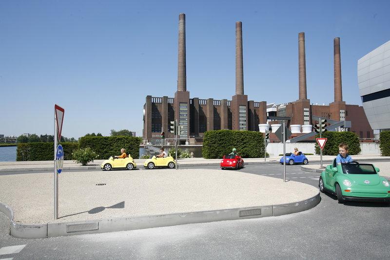 The Ritz Carlton Wolfsburg Familie