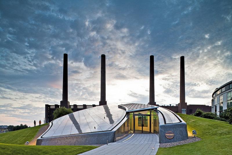 The Ritz Carlton Wolfsburg Landschaft