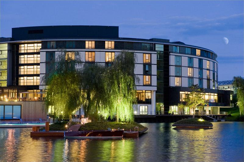 The Ritz Carlton Wolfsburg Außenaufnahme