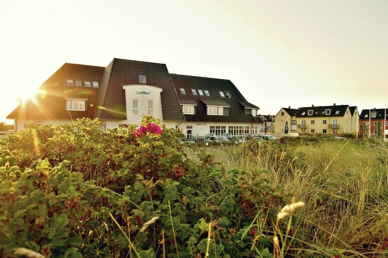 Dorfhotel Sylt Außenaufnahme