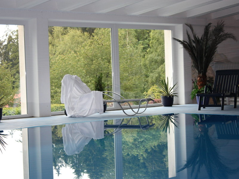 Landhotel Tannenhof Spiegelau Pool