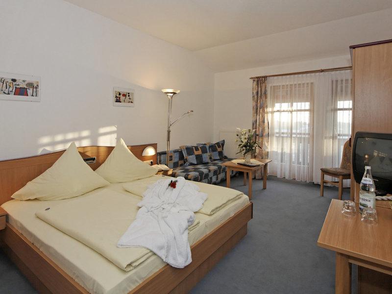 Landhotel Tannenhof Spiegelau Wohnbeispiel