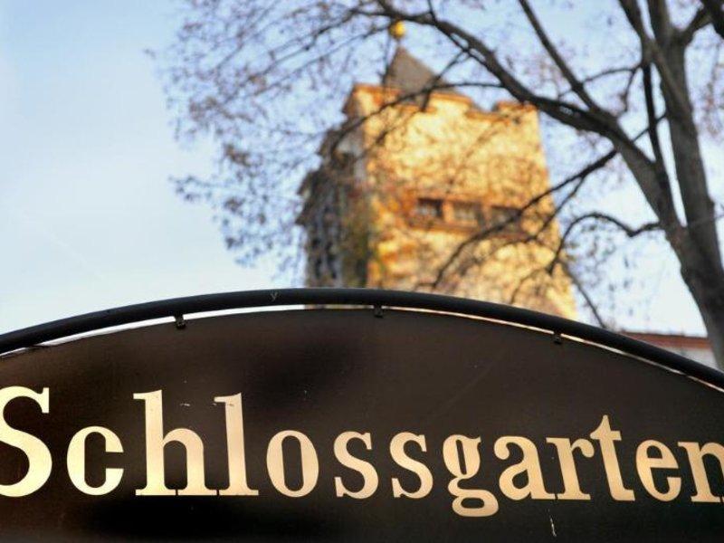 Breuer´s Rüdesheimer Schloss Außenaufnahme