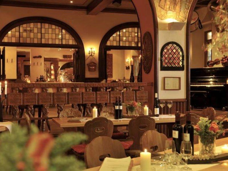 Breuer´s Rüdesheimer Schloss Restaurant