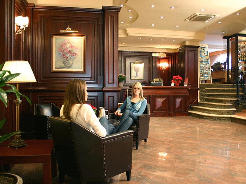 Mondial Lounge/Empfang