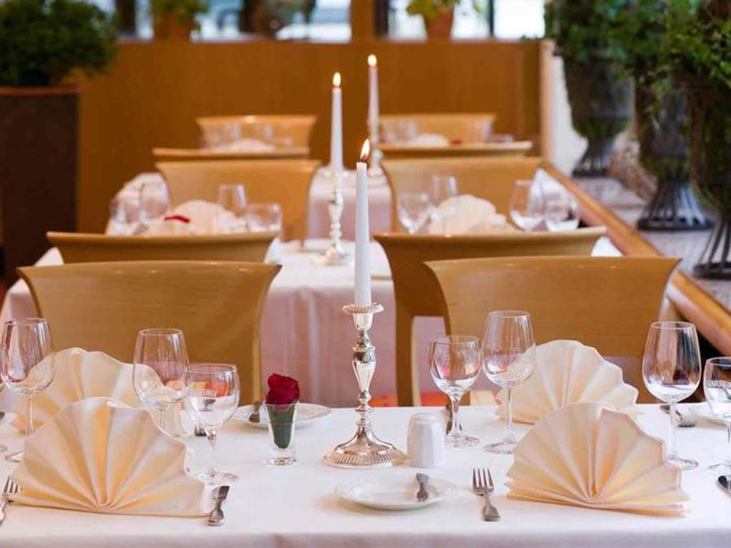 Mercure Saarbrücken City Restaurant