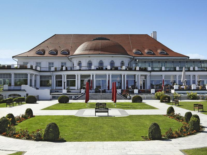ATLANTIC Grand Hotel Travemünde Außenaufnahme