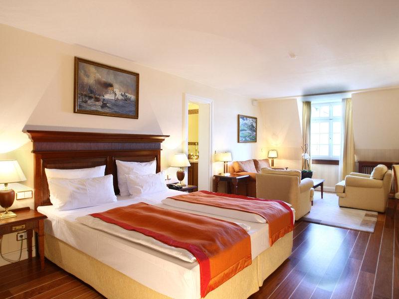 ATLANTIC Grand Hotel Travemünde Wohnbeispiel
