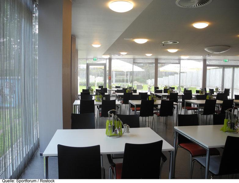 Hotel Sportforum Restaurant