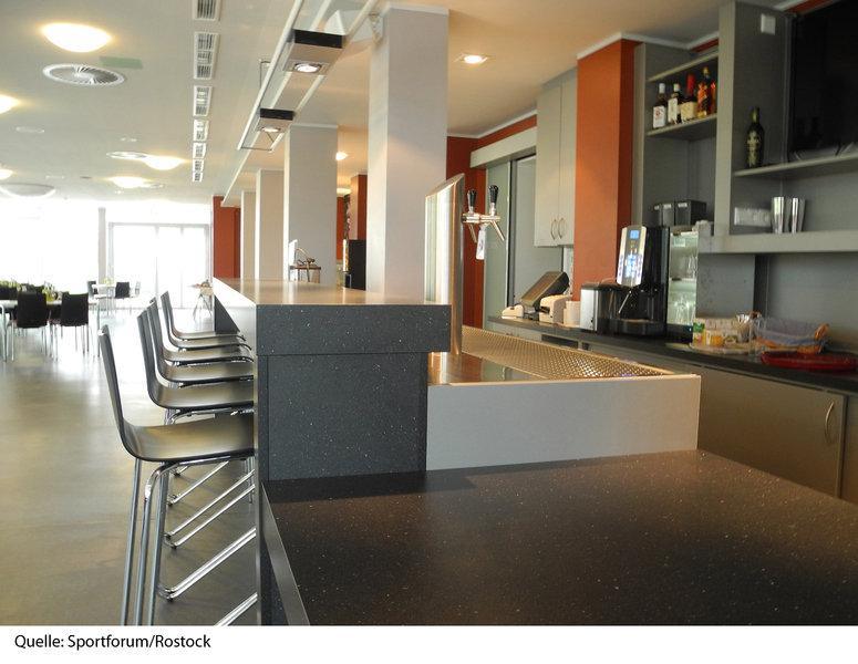 Hotel Sportforum Bar