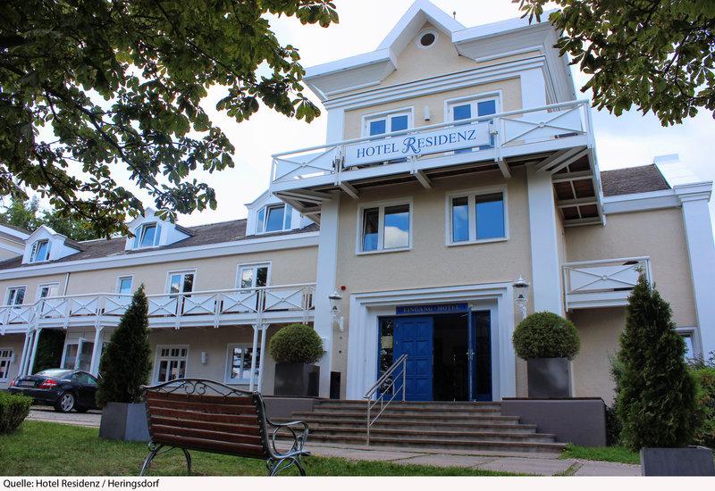 Residenz Heringsdorf Außenaufnahme