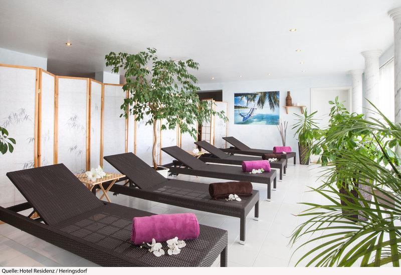 Residenz Heringsdorf Lounge/Empfang