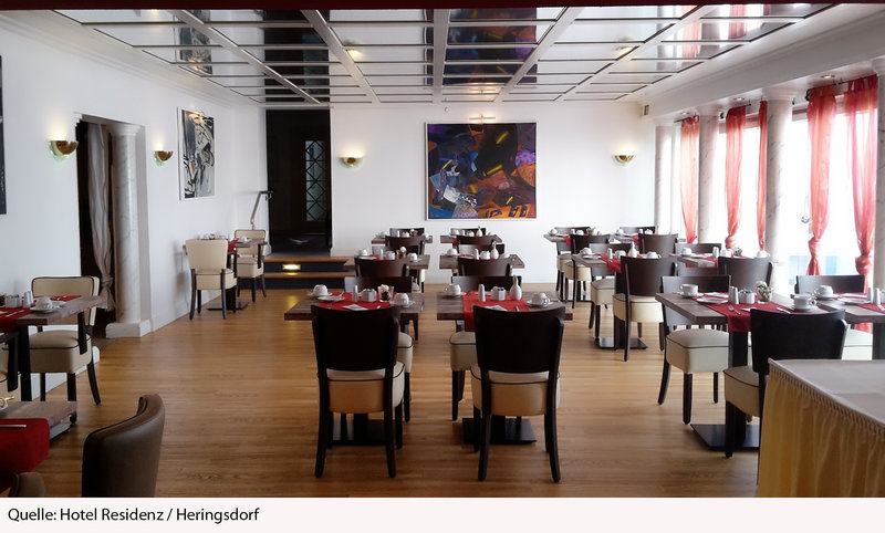 Residenz Heringsdorf Restaurant