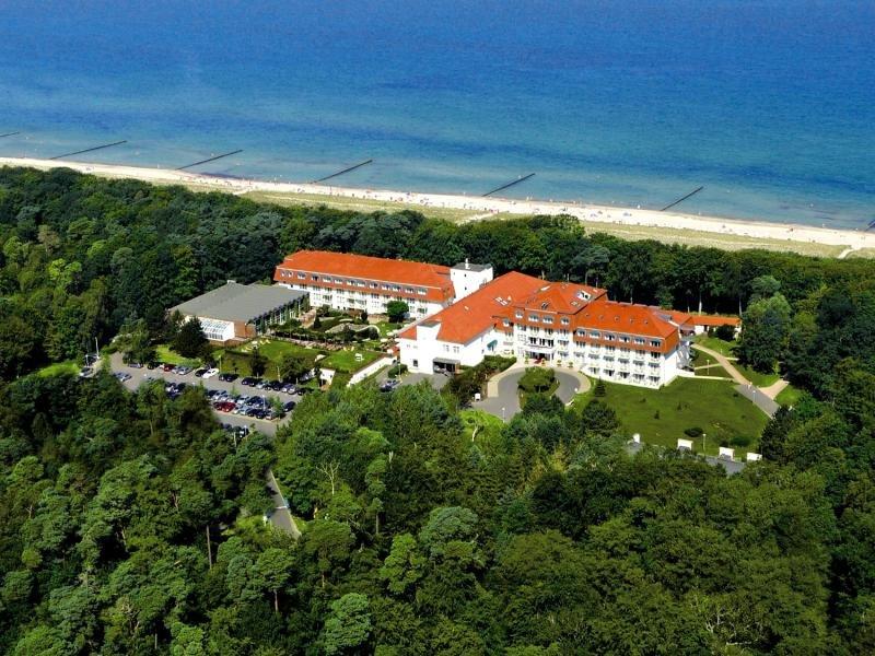 IFA Graal Müritz Hotel & Spa Außenaufnahme