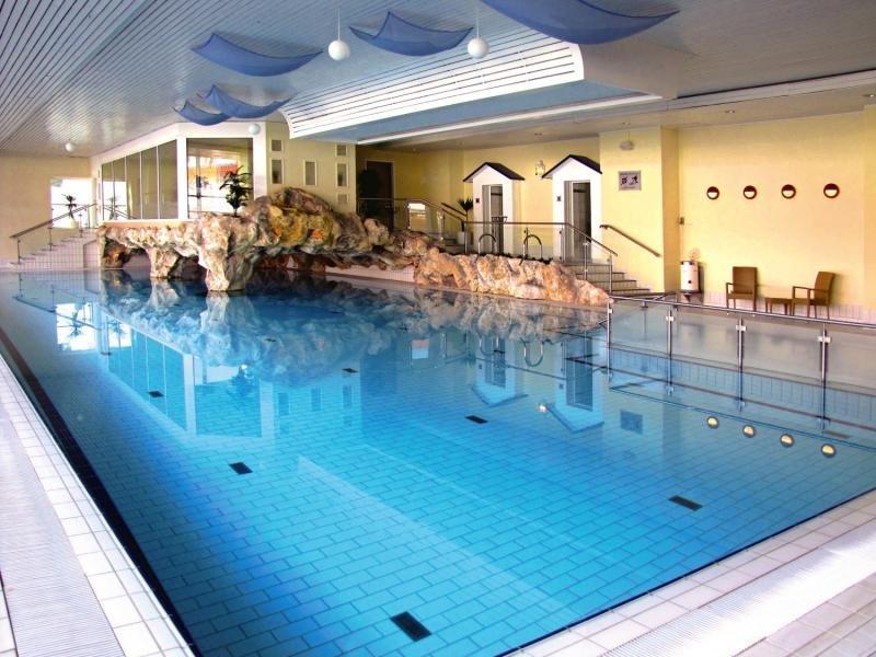 IFA Graal Müritz Hotel & Spa Hallenbad