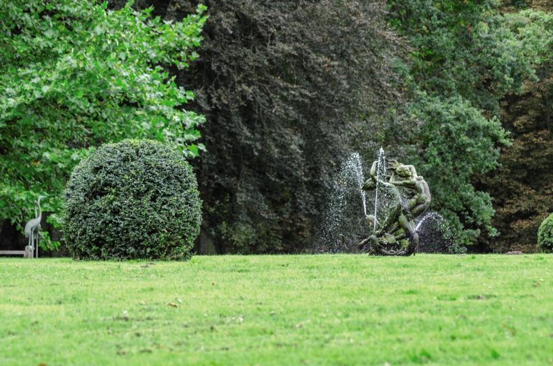 Seeschloss Schorssow Garten