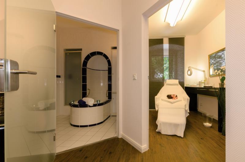 Seeschloss Schorssow Badezimmer