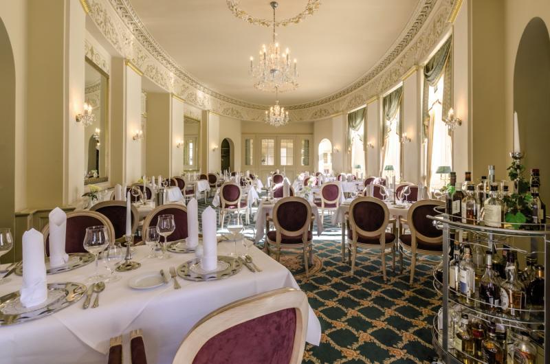 Seeschloss Schorssow Restaurant