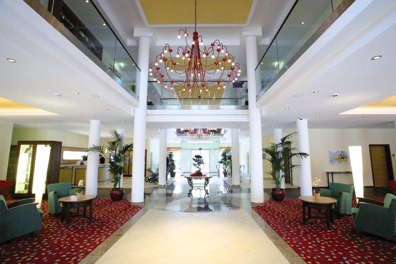IFA Graal Müritz Hotel & Spa Lounge/Empfang