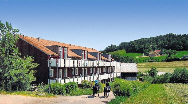 Reiterhof Runding Außenaufnahme